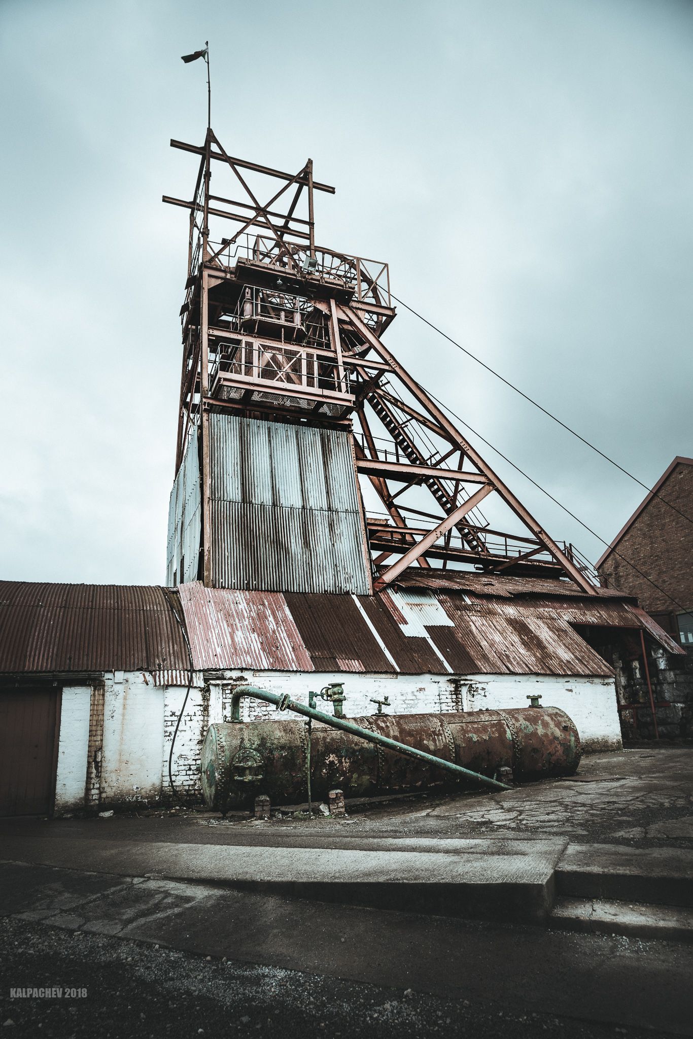 Big Pit National Coal Museum – part 1