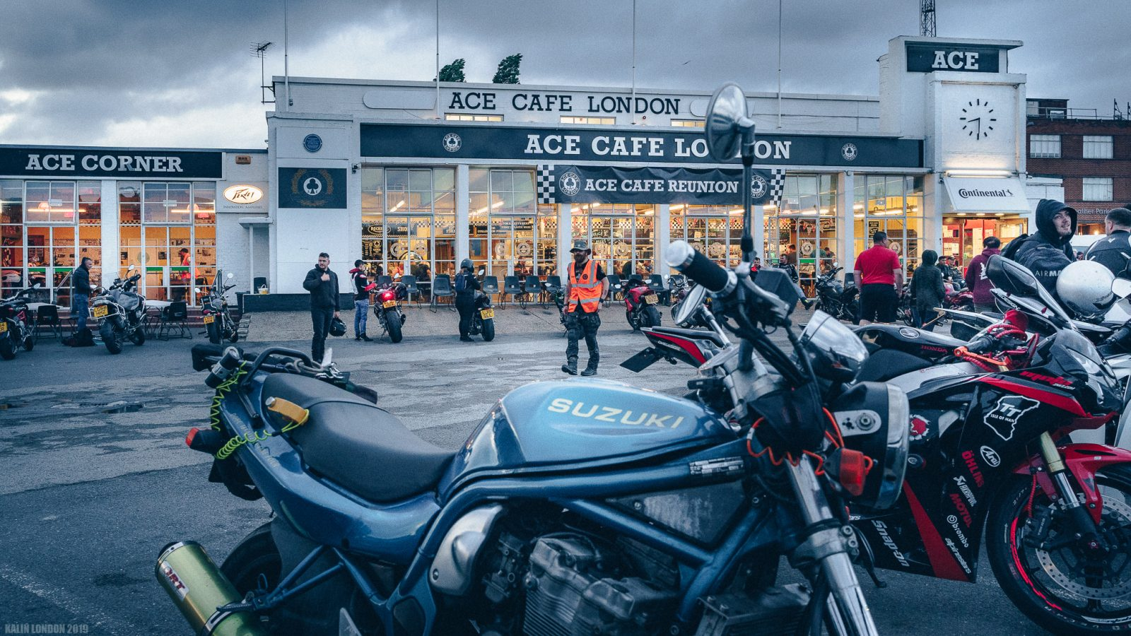 Ace Cafe London by KalinLondon