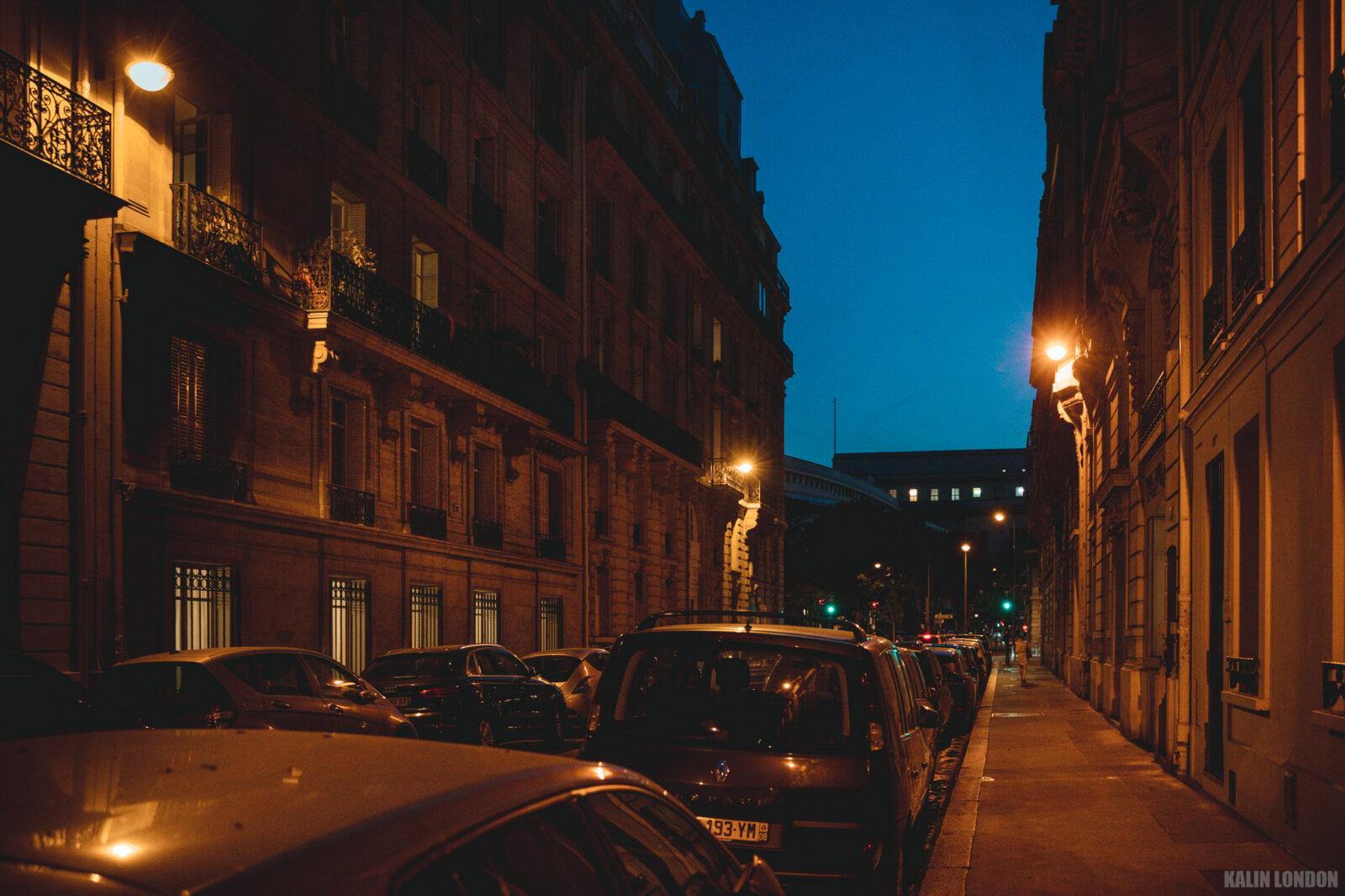 Paris by night Sept 2020
