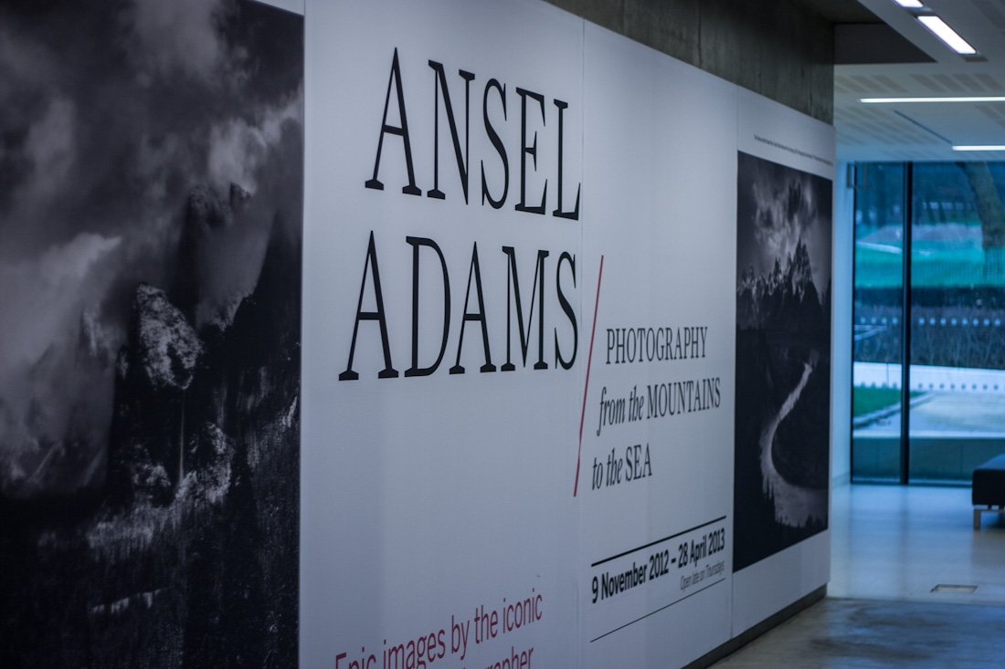 Greenwich London and Ansel Adams exhibition