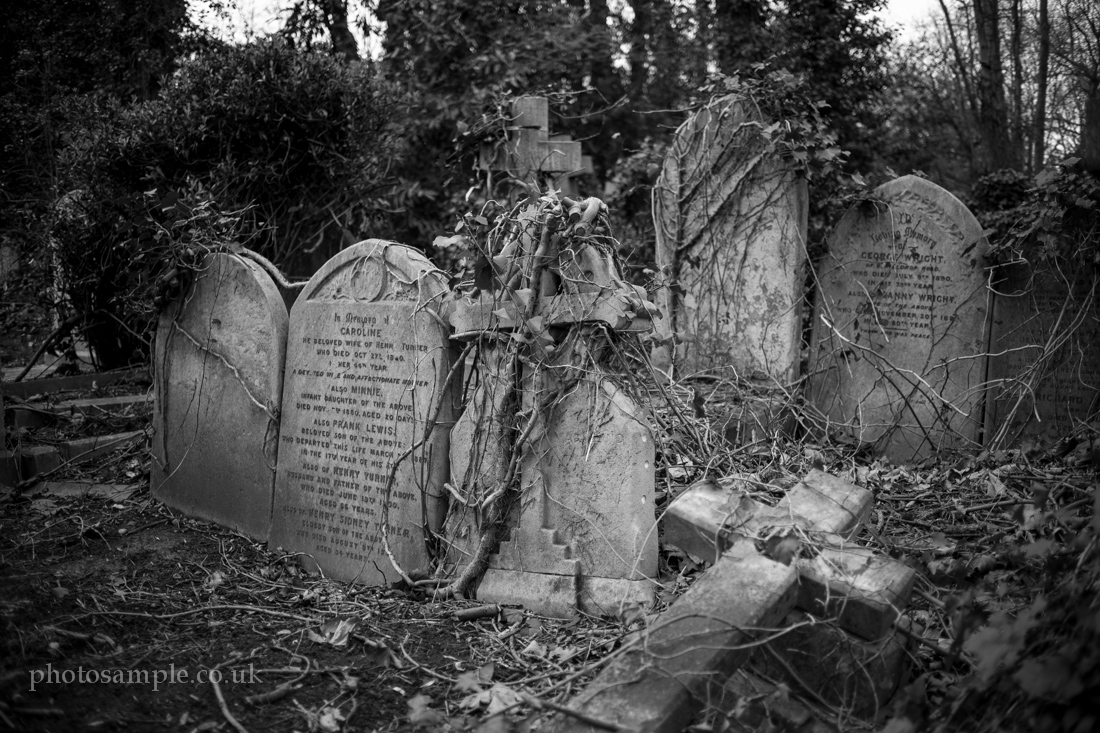 HighGate Cemetery London Part 2
