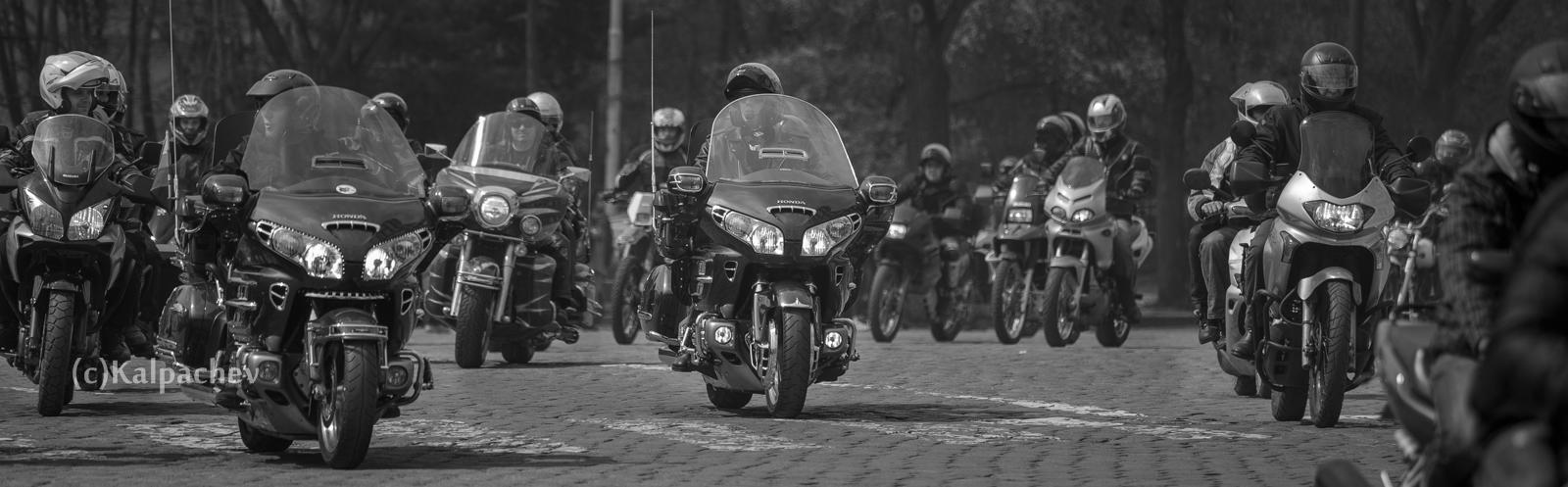 Moto Season Opening Sofia 2014