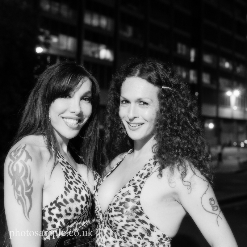 Nikki Montero and Eva Paradis – Two Legends together in London