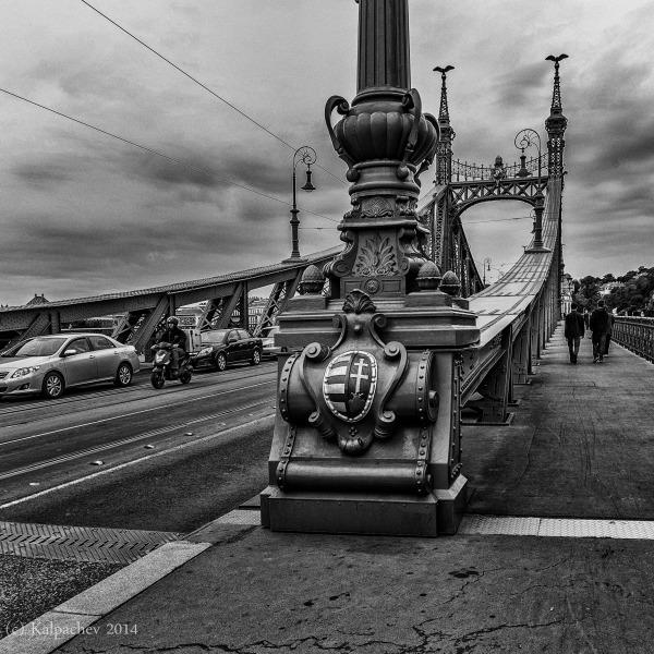 The Bridge – Budapest Hungary