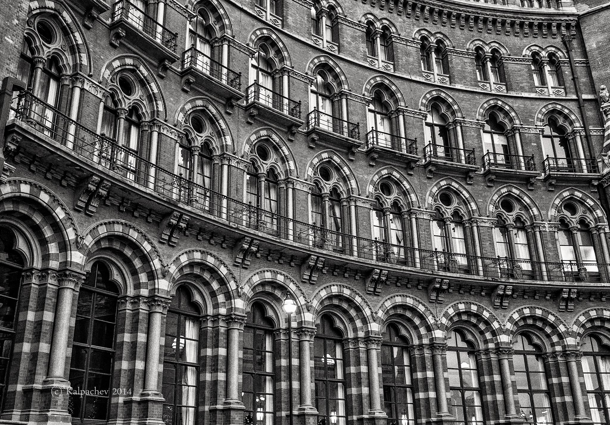 St. Pancras Renaissance London