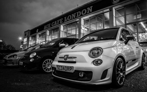 Small Italian Beasts @Ace cafe London