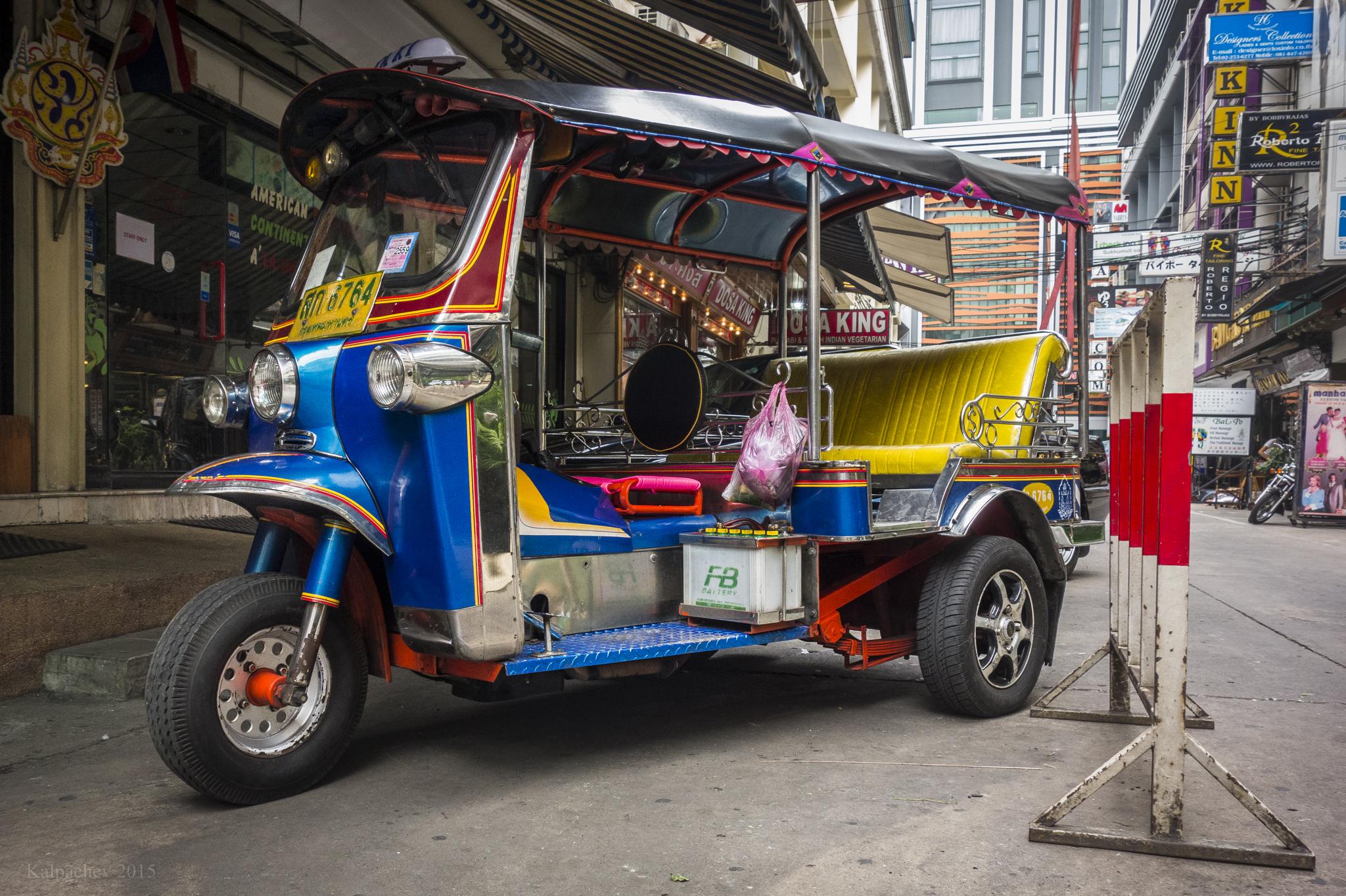 Thailand – March 2015 – Part 1