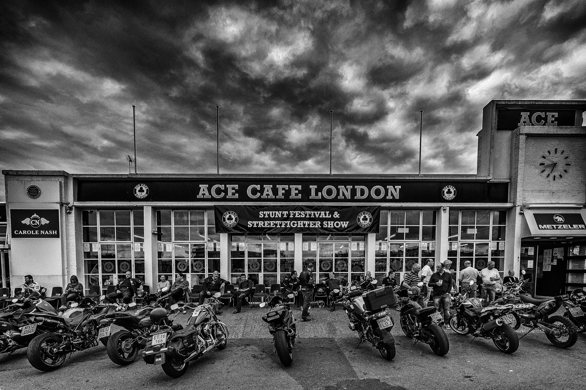 Ace Cafe London Bike Meet 22 May 2015