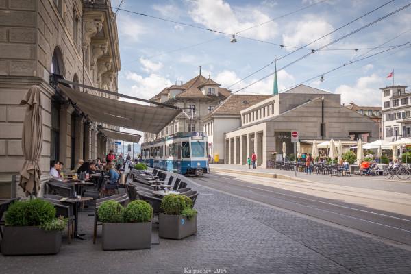 Zurich Switzerland June 2015