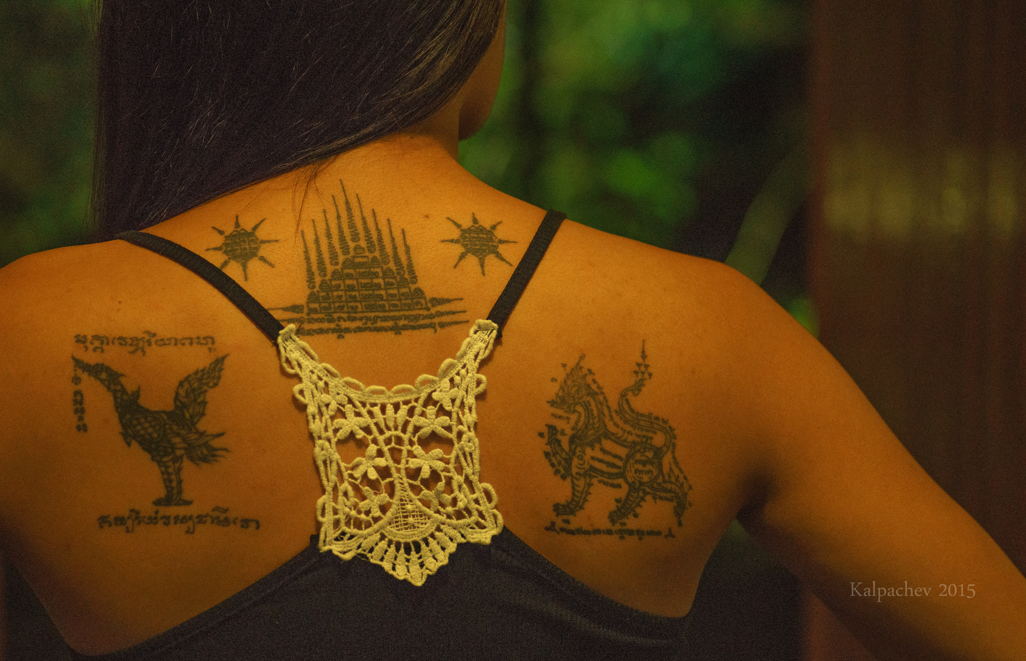 The Girl with the Tattoo