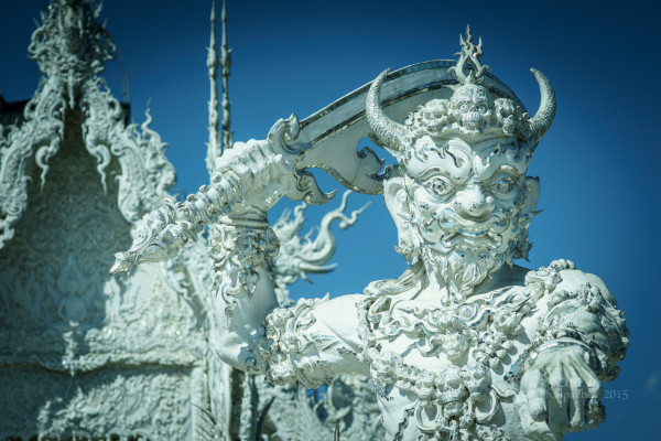 Thailand 2015 – Part 2 – Wat Rong Khun