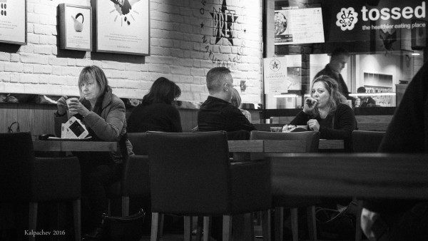 Pret A Manger, London