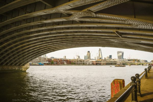 –City of London– #london #thames