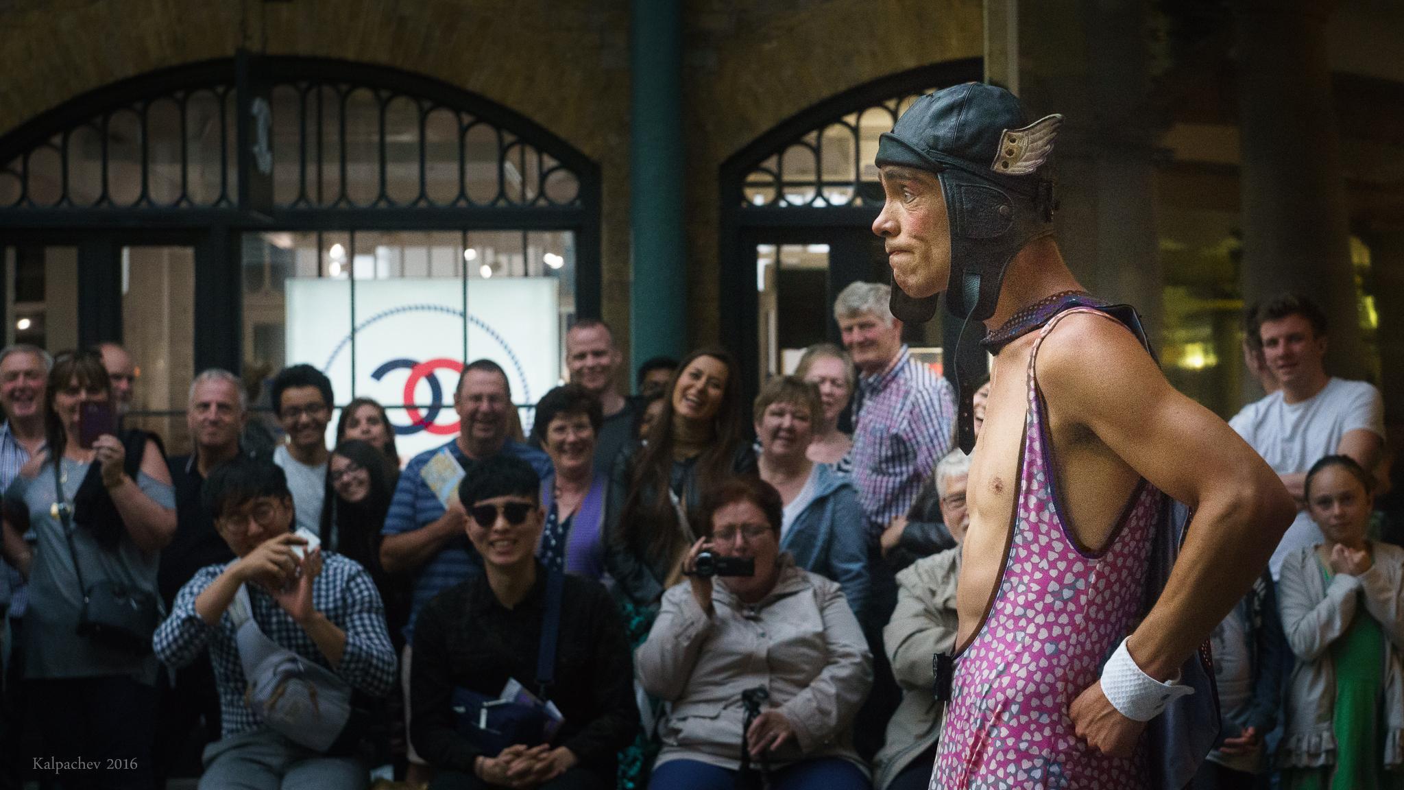 Thelmo Parole – Covent Garden London @thelmoparole