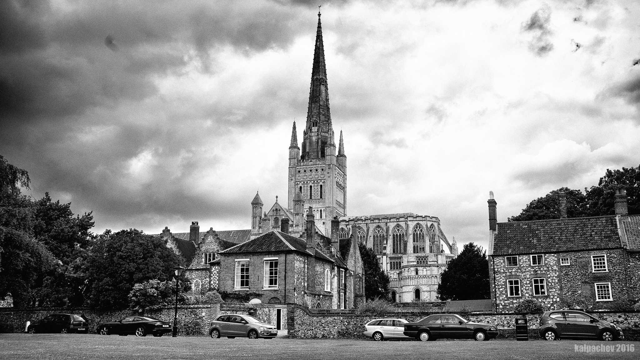 Norwich cathedral #norwich #cathedral