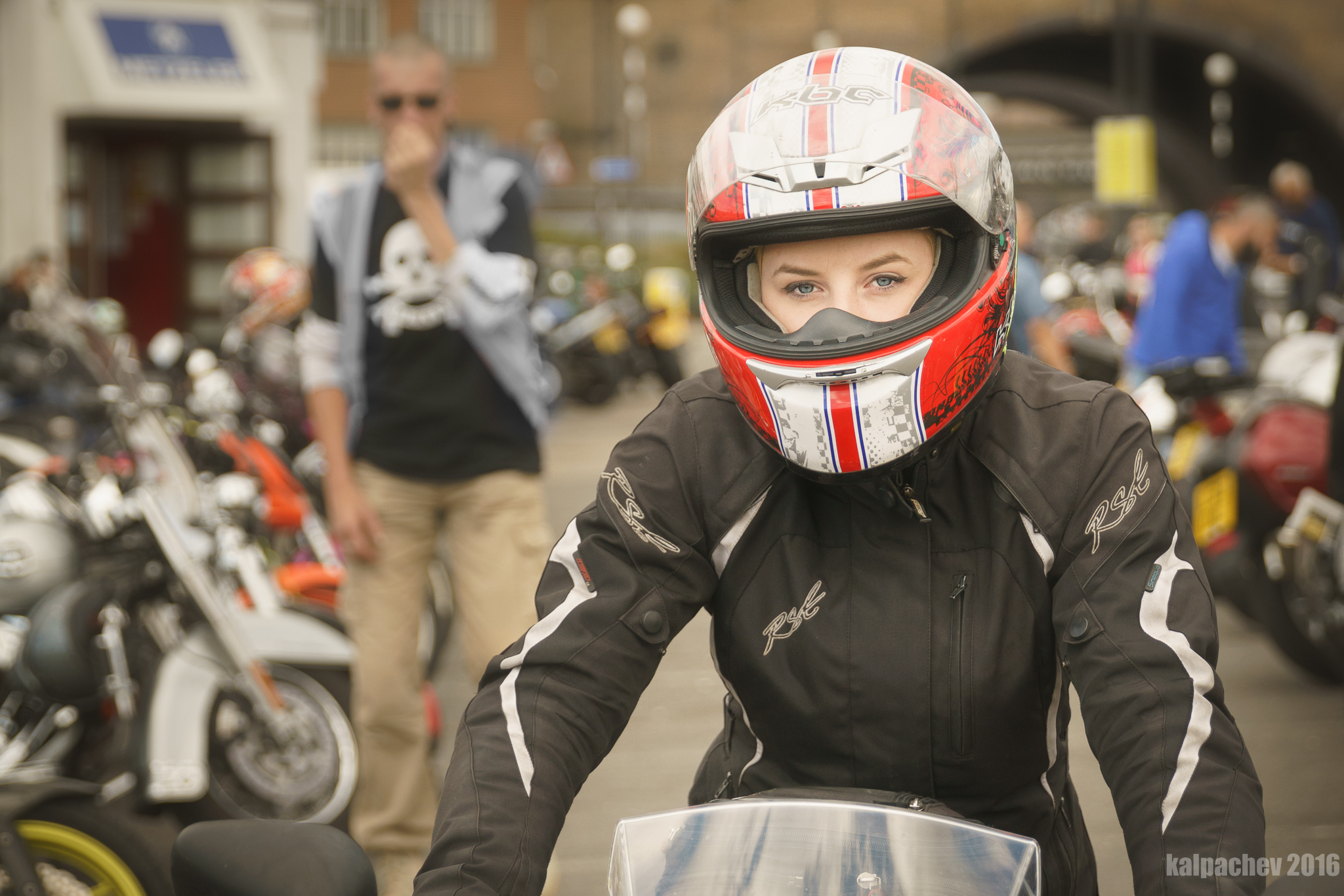 Ace Cafe London – Ladies day #motorcycels #acecafe @acecafelondon