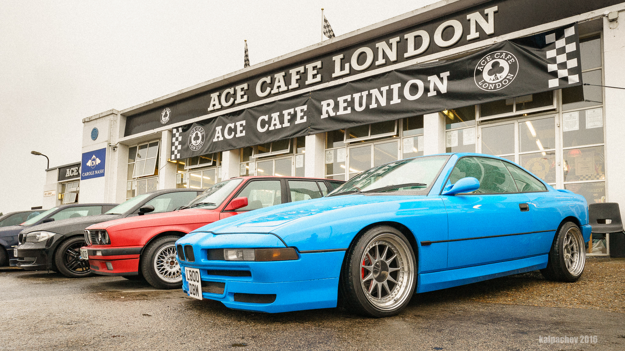 Ace Cafe London – German night @acecafelondon