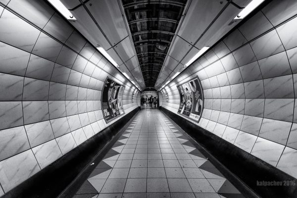 Bank Underground station London #tfl #undergound #london