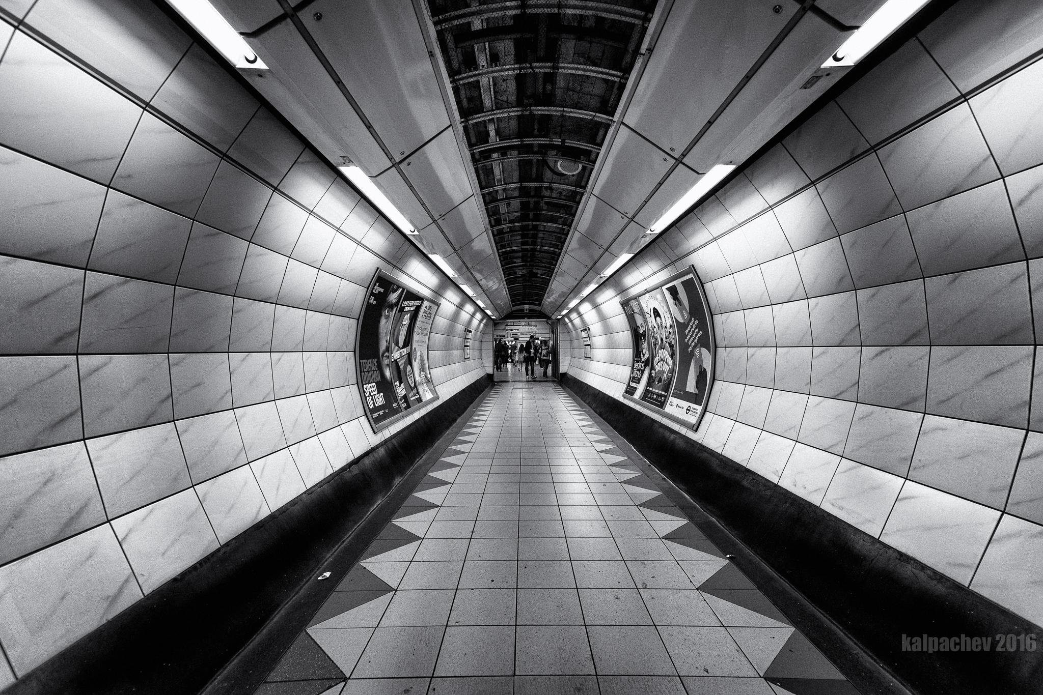 Bank Underground station London #tfl #undergound #london