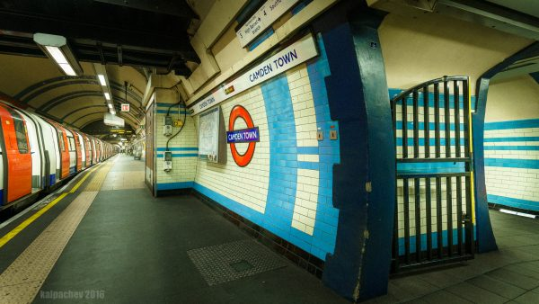 Camden town underground station #camden #tfl #londonunderground #camdentown