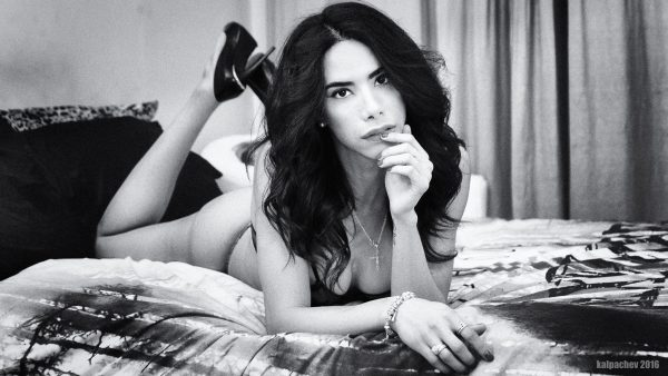 The gorgeous Michelle