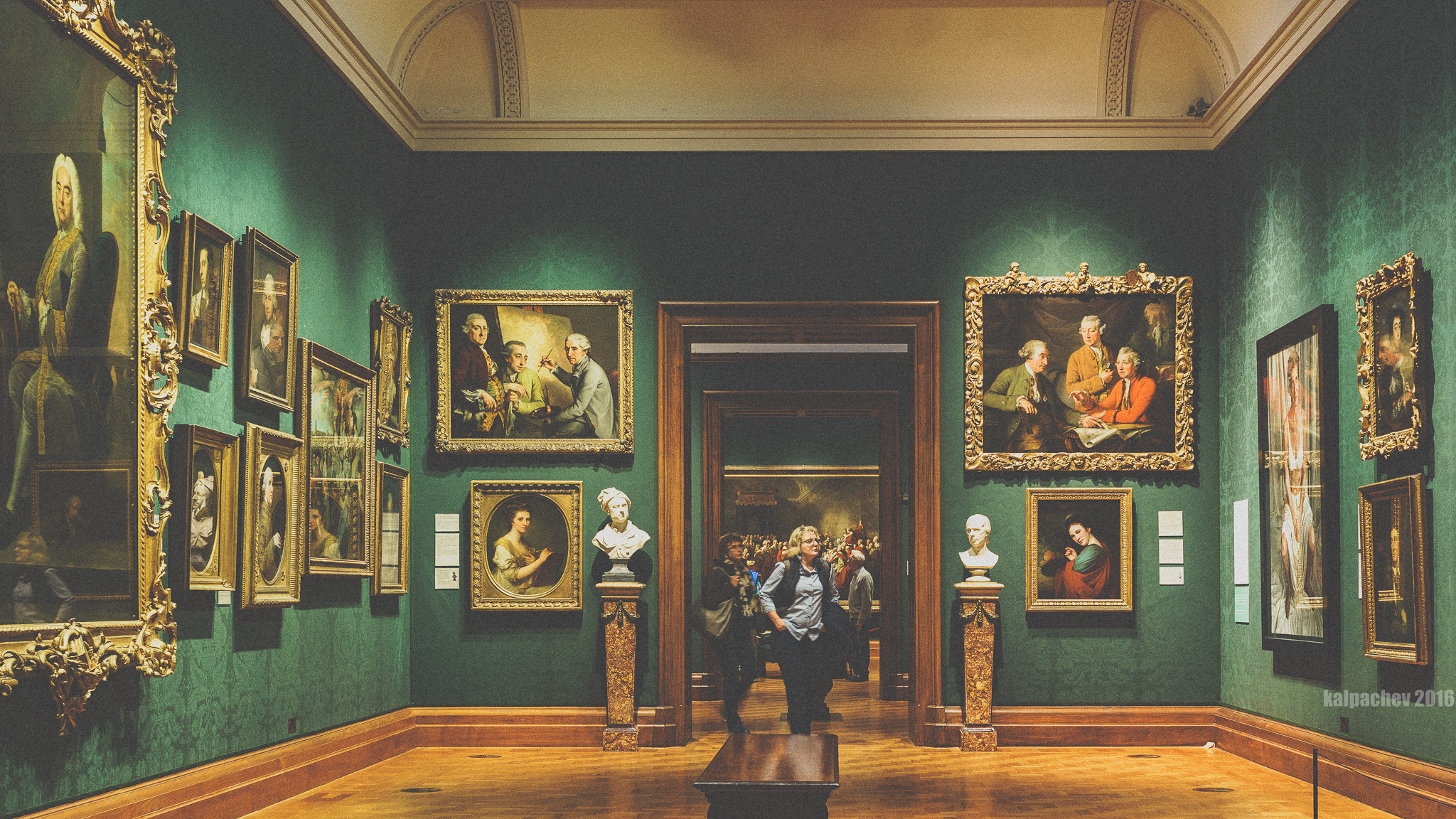 – National portrait gallery –
