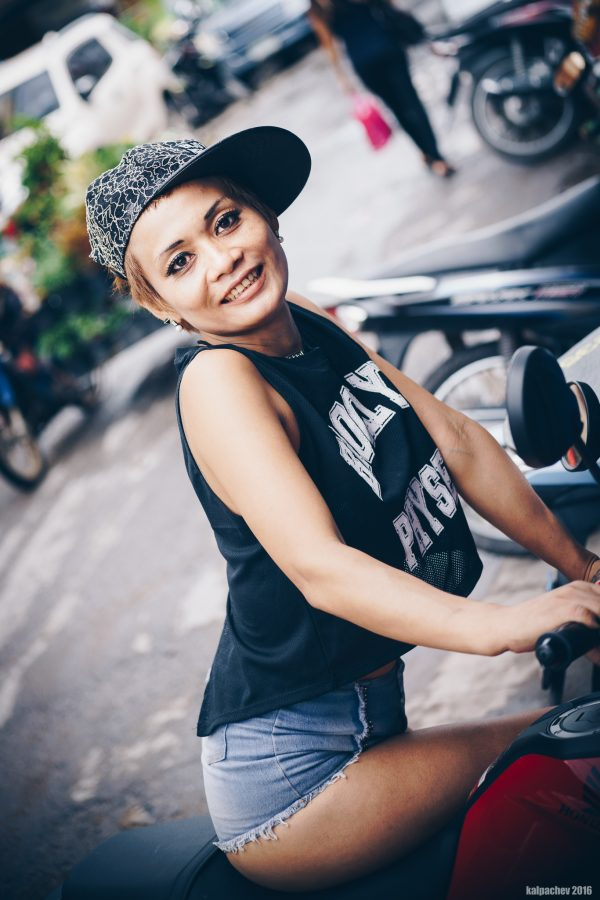 Faces of Pattaya