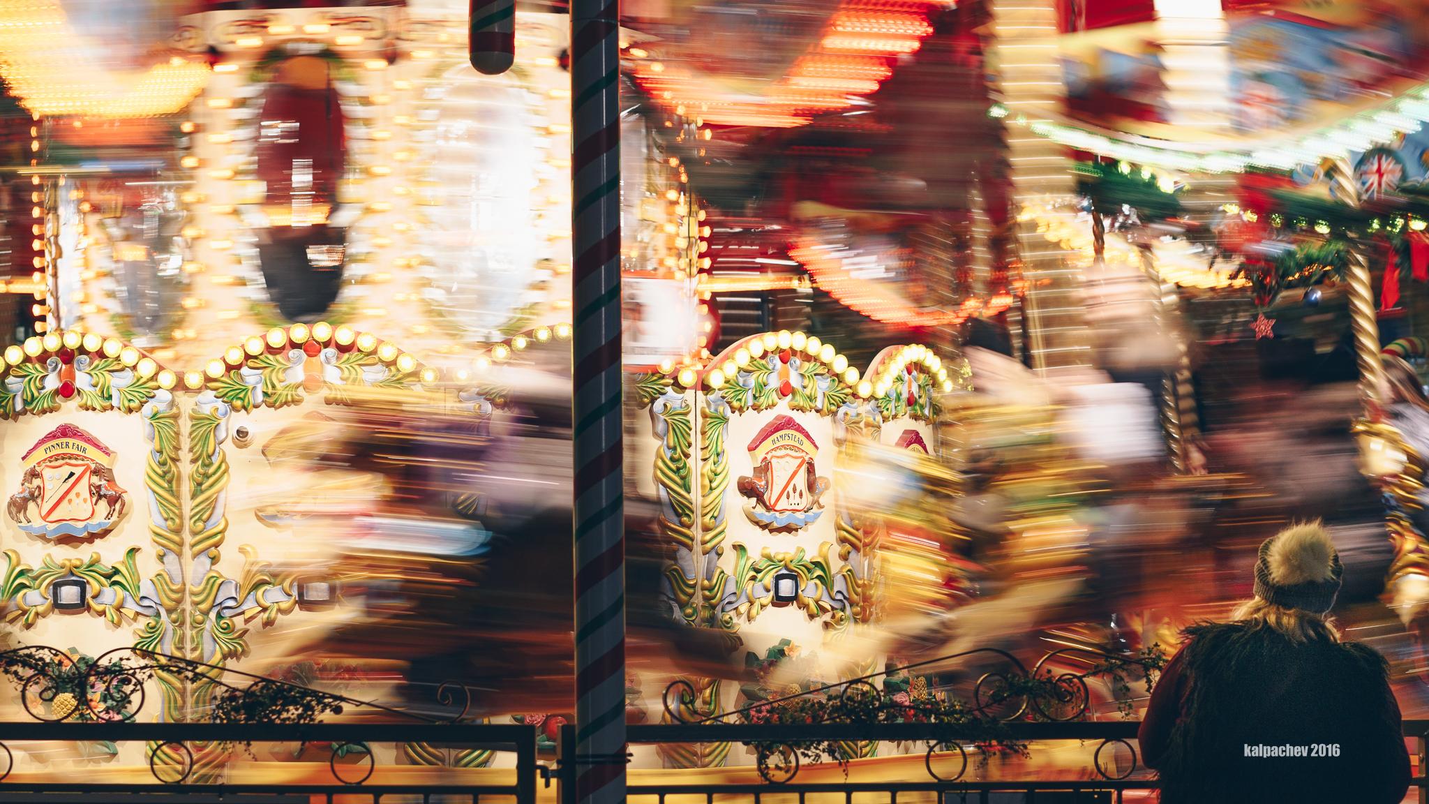 Carousel London 18 Dec 2016