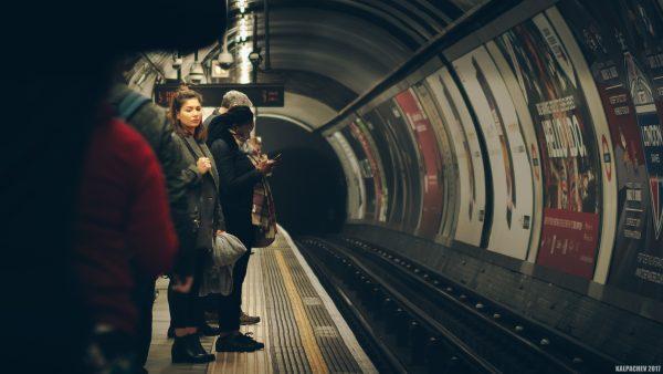 – Somewhere Underground –