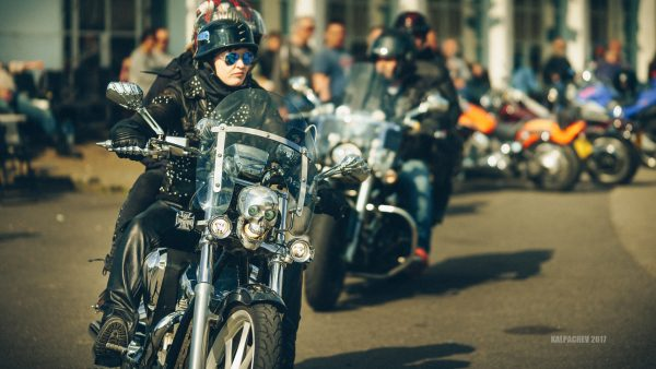 Ace Cafe London – Custom bike day