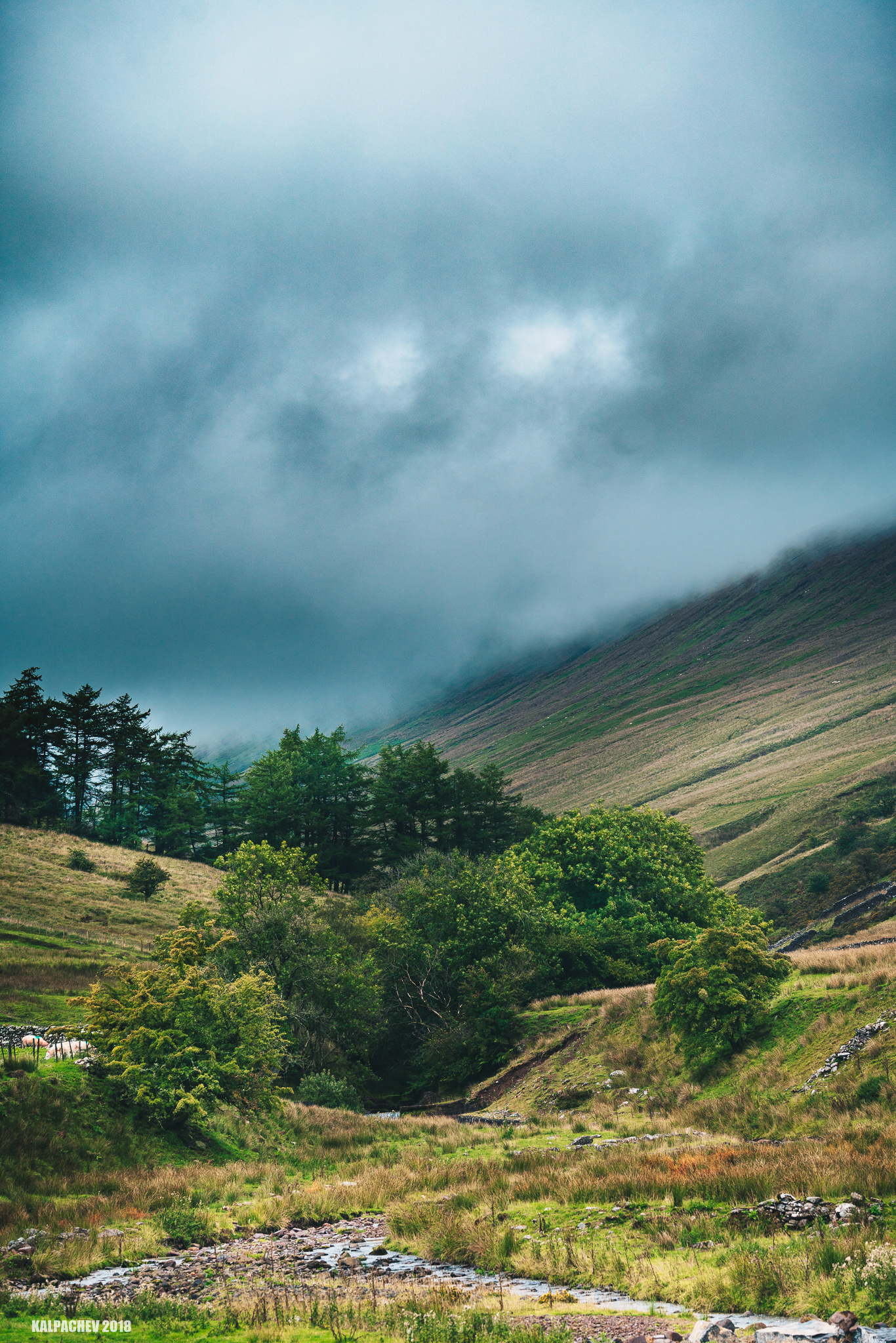 Brecon Beacons with Laowa 105mm