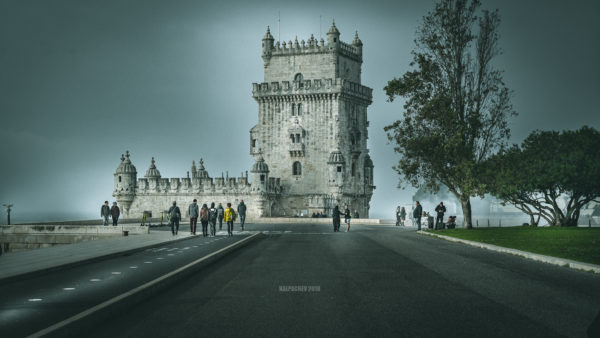 Belem Tower another view
